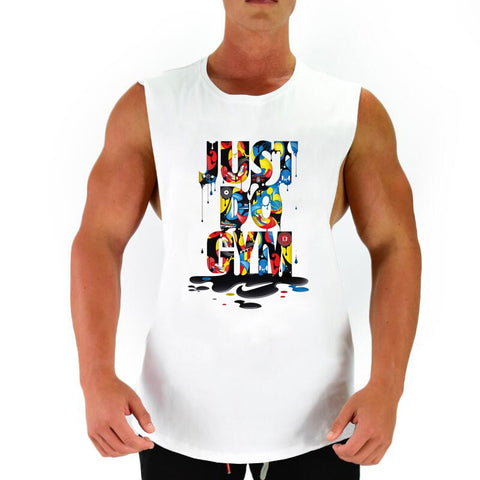 Just Do Gym Tank Top