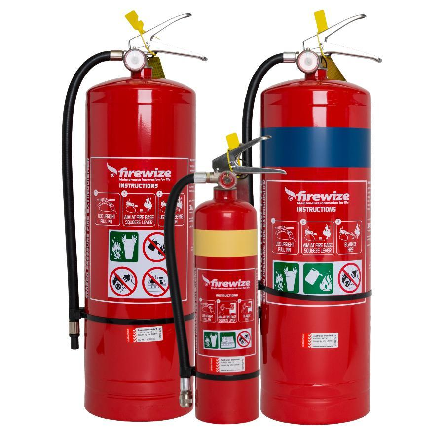 Speciality Fire Extinguishers