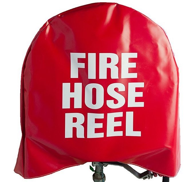 Fire Hose Reel Protective Cover
