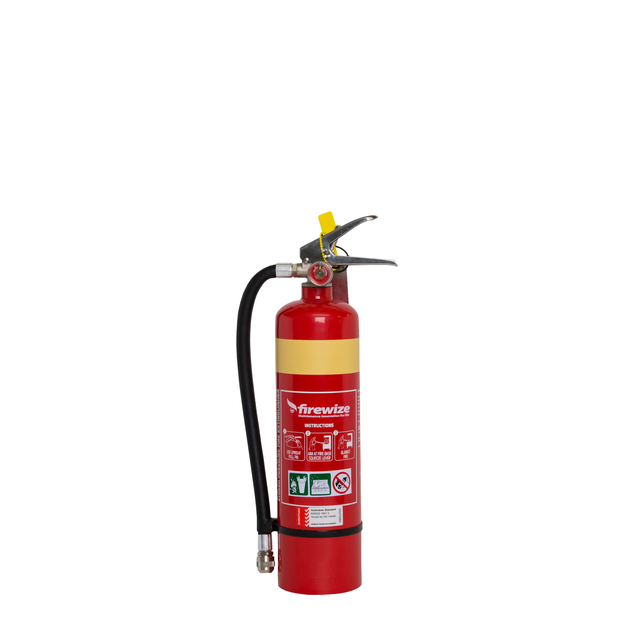 Wet Chemical 2.0Lt Fire Extinguisher