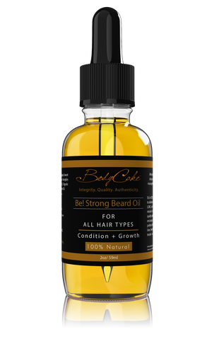 Be! Strong Beard Oil - Condition + Growth