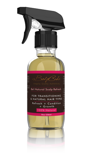 Be! Natural Scalp Refresh - Cleanse