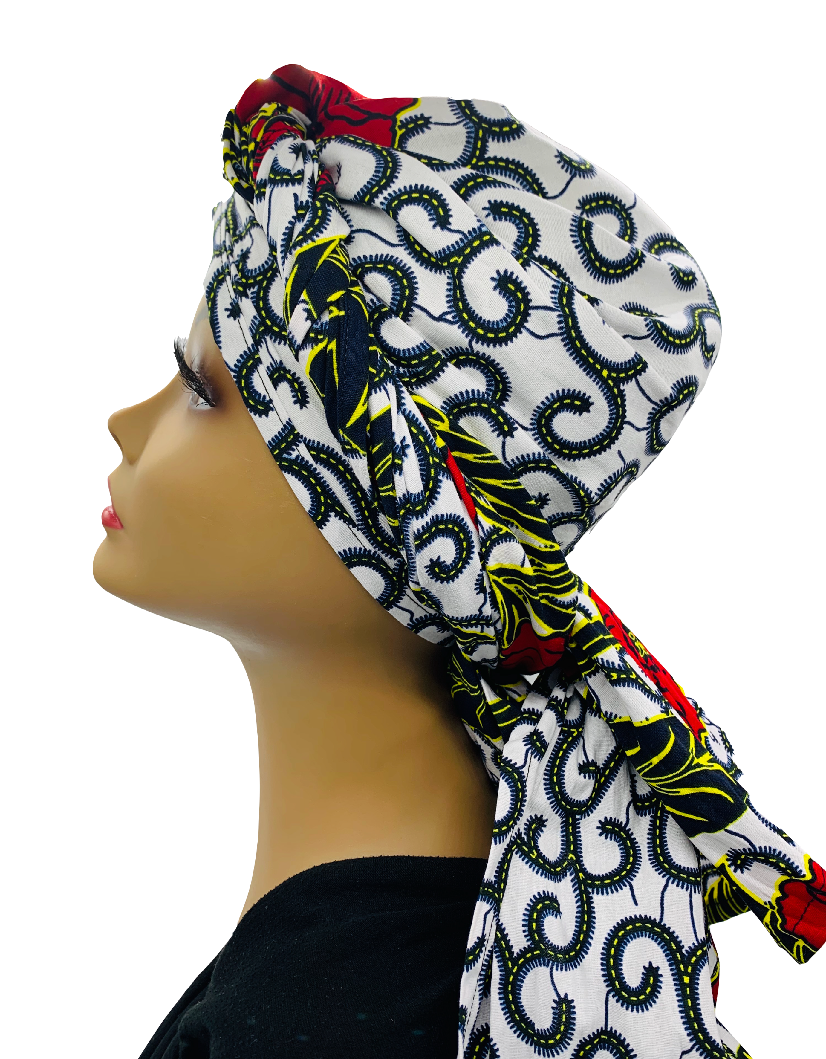 100% Authentic Kitenge Head Wrap