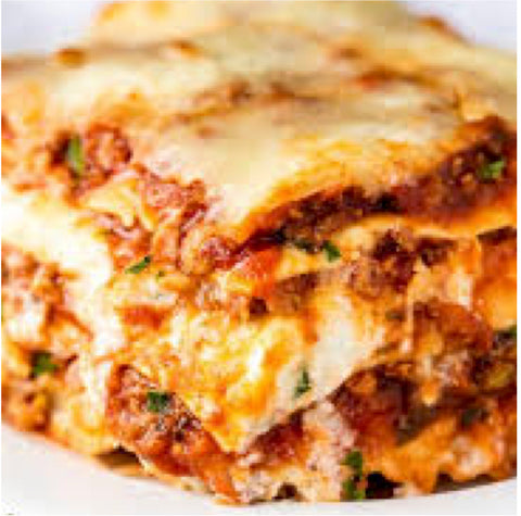 Meals - Cream Cheese Lasagna