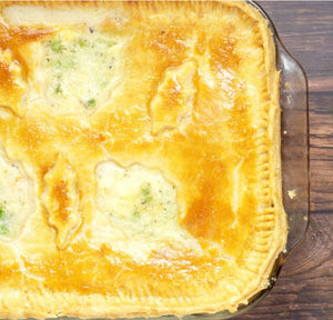 Meals - Chicken Pot Pie