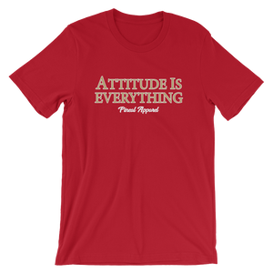 Short-Sleeve Unisex Red T-Shirt