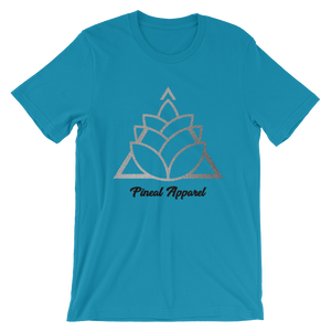 Short-Sleeve Unisex Aqua T-Shirt