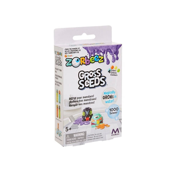 Orbeez Zorbeez Monster Gross Seeds