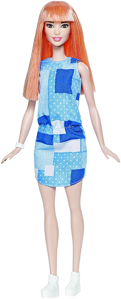 Barbie Fashionistas #60 Patchwork Denim Doll