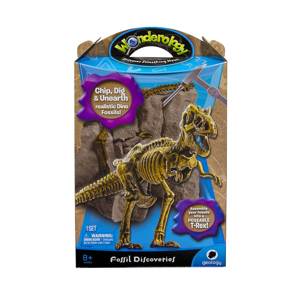Wonderology – Science Kit – Fossil Discoveries