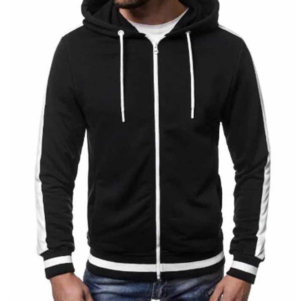 Fashionable Hooded Jacket