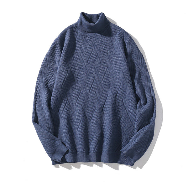 Turtleneck Regular-fit Sweatshirt