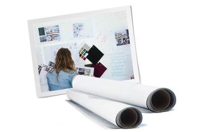 PULL Magnetic Wallcovering Full Roll - ideapaintglobal.com