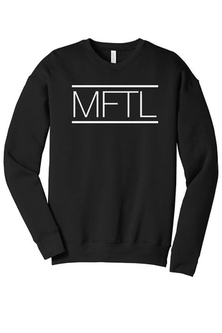 Made For This Life Signature MFTL Black Sweatshirt