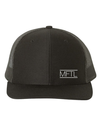 Made For This Life Signature MFTL Black Snap Hat