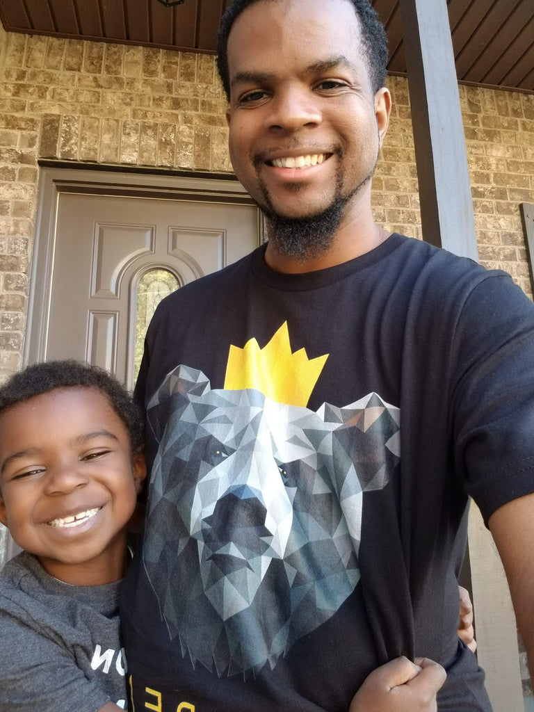 Jason Evans, Father of 2: Black Father Spotlight #6