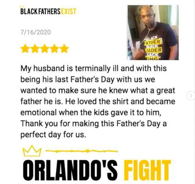 Orlando's Fight Donations - DONATING 100% OF PROFITS
