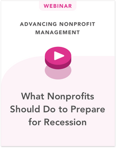 What Nonprofits Should Do to Prepare for Recession