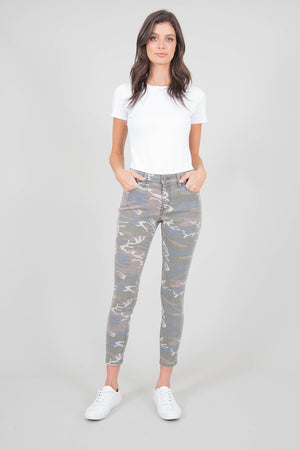 Madison Crop Daylight Camo
