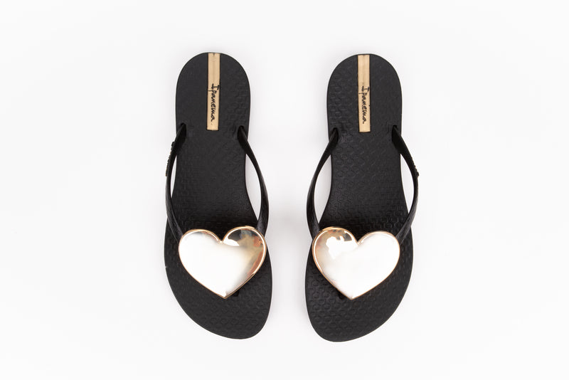 Wave Heart Sandal
