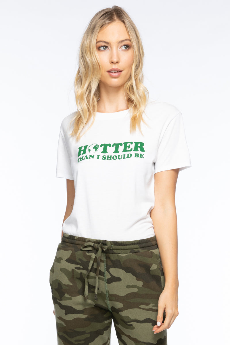Hotter Loose Tee