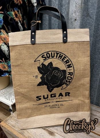 Southern Rose Tote Handbags & Clutches 78