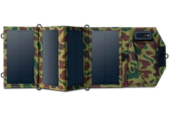 Camo Solar Charger