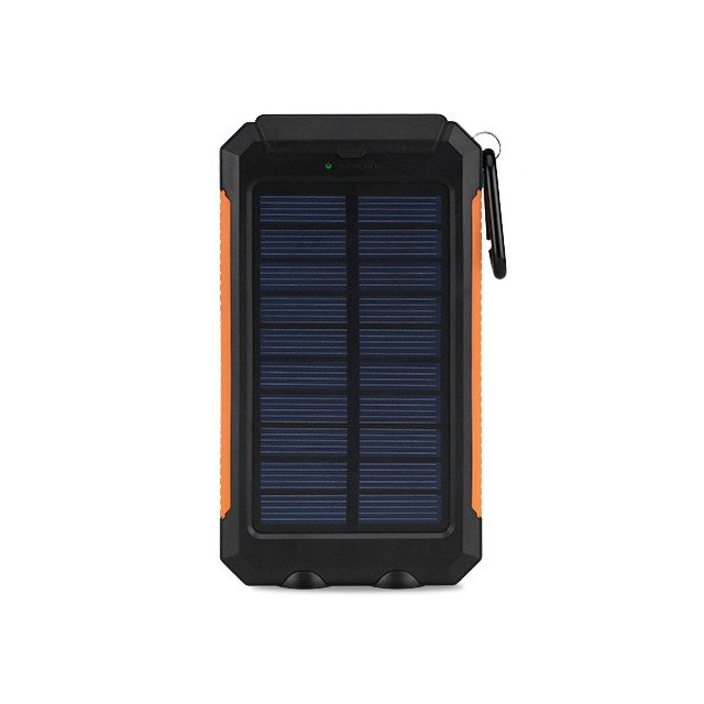 20,000mAh Waterproof Solar Battery Charger