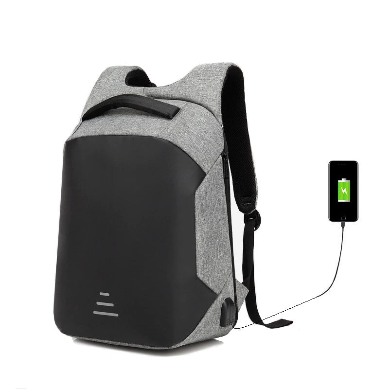 Modern Anti-Theft Backpack