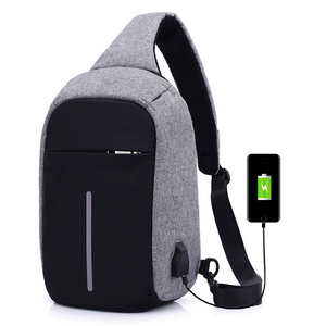 Single Strap Anti-Theft Backpack