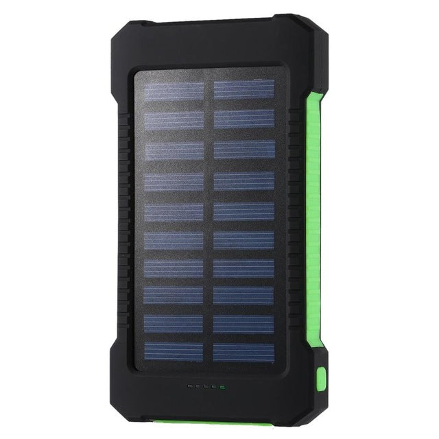 30,000mAh Waterproof Solar Battery Charger
