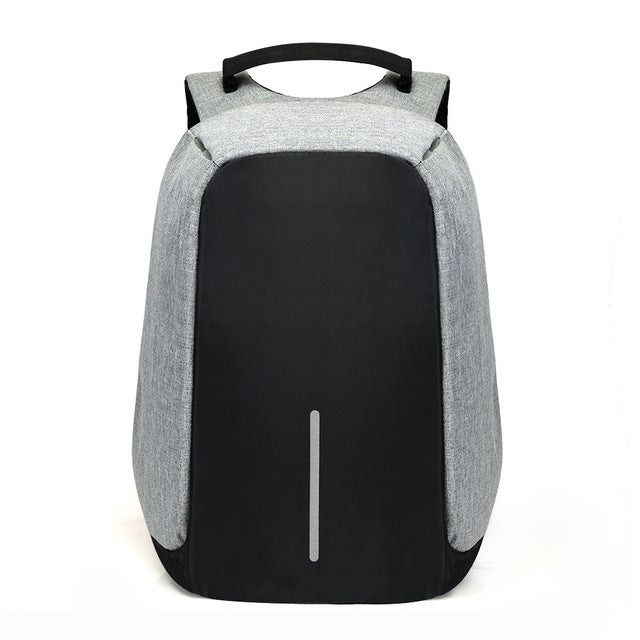 Dual Strap Anti-Theft Backpack