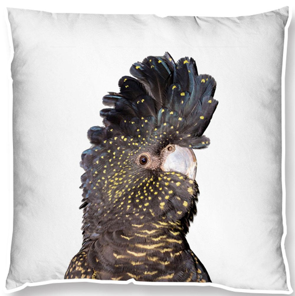 Cockatoo Cushion