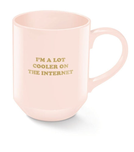 Fringe Studio Cooler on the Internet Mug