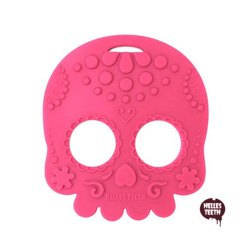 Helles Teeth Teether - Pink