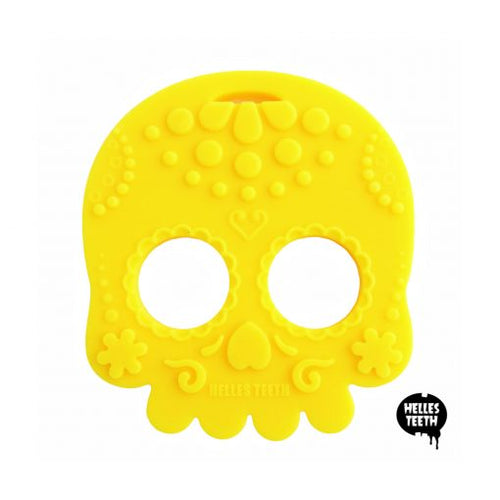 Helles Teeth Teether - Yellow