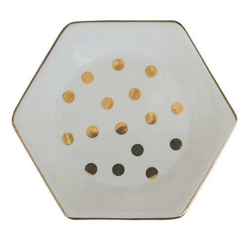 Gold Spot Trinket Tray