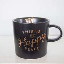 Load image into Gallery viewer, Happy Place Mug