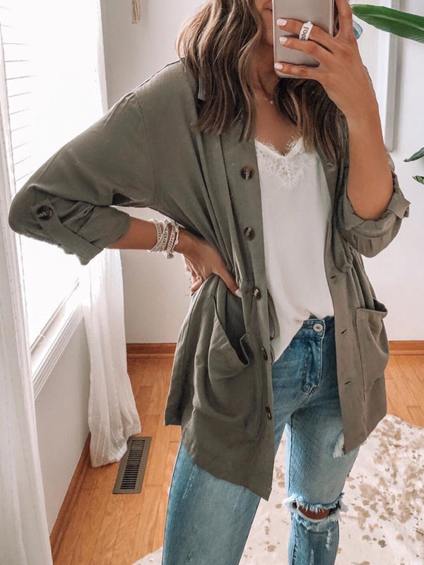 Women Casual Tops Tunic Blouse Shirt Sweater