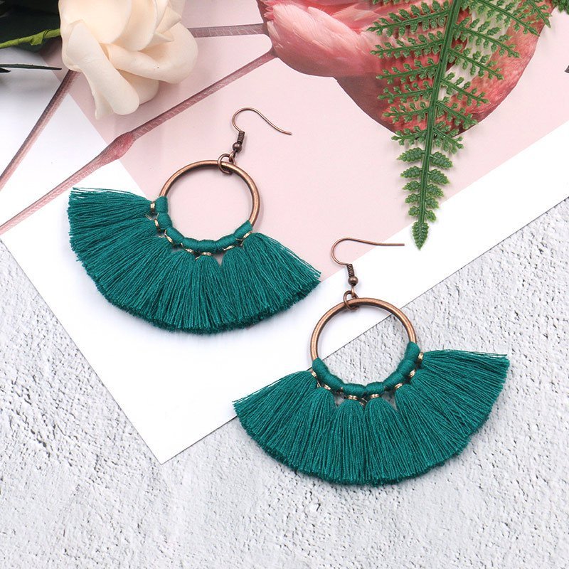 Alloy Earrings