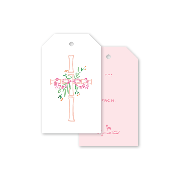 Bamboo Bloom Gift Tags