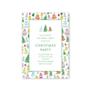 Happy Trees Imprintable Invitation