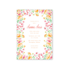 San Miguelito Vine Imprintable Invitation