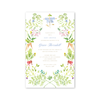 Garden Tales Imprintable Invitation