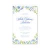 Hampton Imprintable Invitation