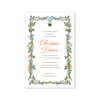 Highbury Garland Imprintable Invitation
