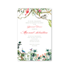 Menagerie Imprintable Invitation