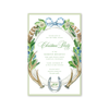 Tennessee Christmas Imprintable Invitation