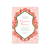 Coral Harbor Imprintable Invitation