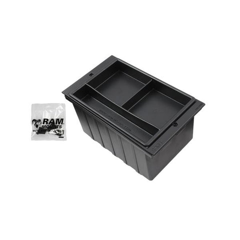 RAM-FP5-AP Accessory Pocket for RAM Tough-Box Consoles | Mounts Japan | RAM Mounts Japan